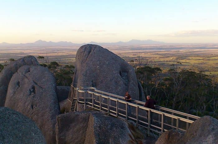 Porongurup National Park - Granite Skywalk